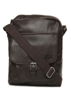 41a6c0c58158 Buy Levis Men Brown Messenger Bag - - Accessories for Men from Levis at Rs.
