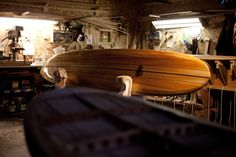 Beautiful wooden surfboards by Grain... looks like my longboard!