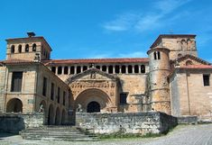 Cantabria Colegiata Santillana