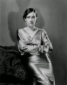Gloria Swanson, 1927: Edward Steichen