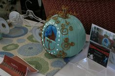 Cinderella Pumpkin by Housekeeping by JeffChristiansen, via Flickr