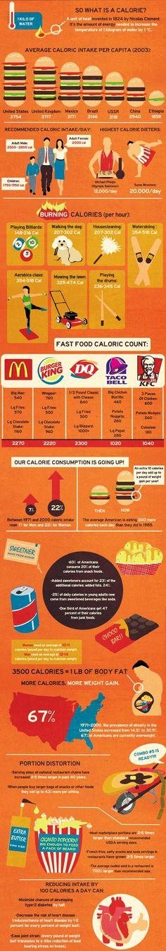 The Cost of Calories. We shouldn't be worried about caloric intake as much as grams of sugar per day.