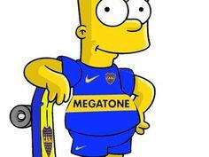 Biografía de algunos personajes de los Simpsons - Taringa!