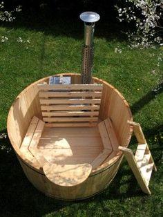 Irgendwann, Holz, Whirlpool Deck, Whirlpools Im Freien, Diy Hottub, Whirlpool  Garten, Bau Dein Eigenes, Wie Zu Bauen, Saunen