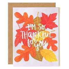 Take time this Thanksgiving to be thankful for all the good people in your life…