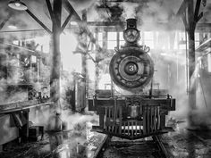 Railtown 1897 by Kevin Reilly Steam Railway, Standard Gauge, Rigs, Train, Trains