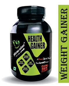 Pharma Science Ayurvedic Weight Gainer Supplement Powder (Pack of Weight Gain Diet, Energy Level, Herbalism, Improve Yourself, Bodybuilding, Powder, Things To Come, Muscle
