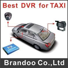 promotion! taxi 2 channel car dvr 2ch cctv motion detection car dvr hd dvr security system