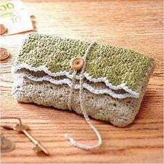Free Crochet Pattern Purse clutch
