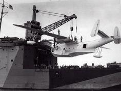 La Segunda Guerra Mundial • Martin PBM Mariner [Hidroavión]