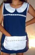 Resultado de imagen para pecheras para jardin de infantes Couture Sewing, Tank Man, Cool Outfits, Tank Tops, Clothes, How To Make, Women, Apron Patterns, Ursula