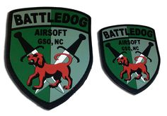 Soft PVC can be used in patches for military gear, bringing a great benefit for our US Army, US Air force, US Navy or US Marine Corps, helping to identify both persons and accessories.