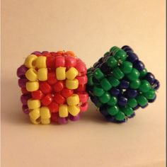 DIY Beaded stress balls... Great for kids with anxiety