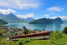 Enjoy a unique combination of boat, rack railway and cable car travel in Rigi. This varied tour in the heart of central Switzerland is suitable for both a half or full-day tour. Top Destinations, Boat Tours, Round Trip, Car Travel, Free Time, Alps, The Incredibles, Classic, Lucerne Switzerland
