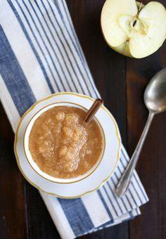 Crockpot Granny Smith Applesauce