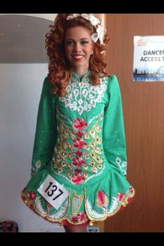 Everything about this dress is gorgeous! Siopa Rince, Worlds 2014