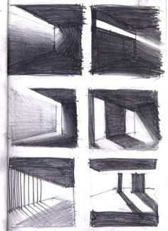 Best lighting architecture shadow interiors 41 ideas lighting architectural drawings of interesting buildings architectural buildings drawings ilustration interesting Architecture Ombre, Croquis Architecture, Shadow Architecture, Light Architecture, Landscape Architecture, Architecture Design, Classical Architecture, Building Architecture, Concept Architecture