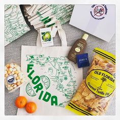 ⚾️☀️Welcome to Florida☀️⚾️ Wedding Welcome Bags by Maptote