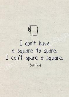 Love me some Seinfeld