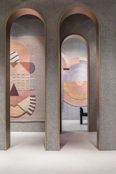 Interior Design Addict: Spotted at IMM Cologne and Maison & Objet ✨ By Interior Architecture, Interior And Exterior, Interior Doors, Deco Design, Design Art, Commercial Interiors, Retail Design, Interior Design Inspiration, Design Ideas