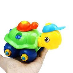 Schiltkröten Auto Spielzeug mit Rädern