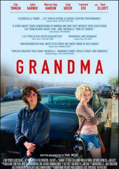 Screen Shoot of Grandma 2015 Full Movie Download English 480p 300Mb ESub