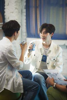 Wanna One Minhyun & Jaehwan