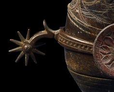 spurs / / For more western inspirations, visit www.broncobills.co.uk