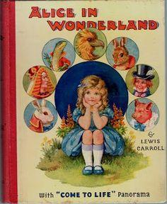 1929 - 1939 - Lewis Carroll illustrated Alice in Wonderland 1929 - 2012