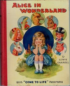 1929 - 1939 - Lewis Carroll illustrated Alice in Wonderland 1929 - 2012