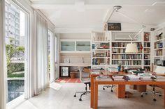 Workspace // casa no leblon, rio de janeiro | projeto: bernardes + jacobsen arquitetura, lia siqueira e miguel pinto guimarães