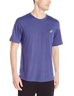 ASICS Mens Asx Dry Short Sleeve Top http://ift.tt/2jHNk0c
