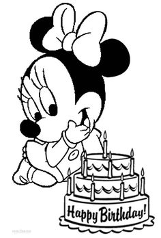 Birthday Cakes For 2 Year Old Minnie Mouse Designs ...