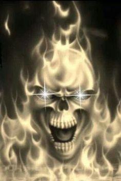 it's a gas Skull Tattoo Design, Skull Tattoos, Dark Fantasy Art, Dark Art, Skull Stencil, Skull Pictures, Skull Artwork, Skull Wallpaper, Sugar Skull Art