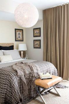 Potts Point Penthouse - traditional - bedroom - sydney - darren palmer interiors