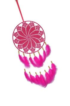 Pink Dream Catcher   #dreamcatcher #dreamcatcher , #crochetdreamcatcher , #lacedreamcatcher , #bohodreamcatcher , #bohostyle , #bohochic , #boho , #hippiedecor , #bohemianstyle , #makatarina, #etsyshop , #girly #crochetinglove , #crochetart , #bohowalldecor , #hippie, #bohochic , #bohostyle , #crocheteddreamcatcher, #gypsy, #gypsystyle #pinkdreamcatcher #doilydreamcatcher
