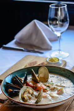 A Taste of Nova Scotia by PatrickCollins  IFTTT 500px cooking cuisine delicious dinner fish food food styling gourmet indoor meal restaurant