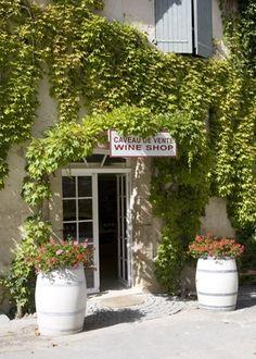 Chateau la Coste not only grows wine, it also features art exhibits! © José Nicolas.  #loccitane #provence #travel