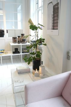 Louise Roe showroom