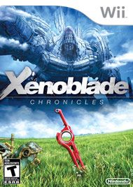 Boxshot: Xenoblade Chronicles GameStop Exclusive by Nintendo of America