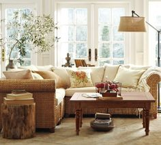 Comfy living│The Story of Home: August 2012
