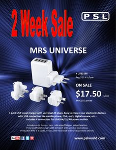 www.pslworld.com Mrs Universe, Electronic Devices, Digital Camera, Plugs, Usb, Phone, Digital Cameras, Telephone, Gauges