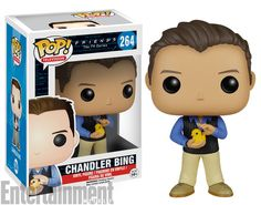 Images of the Friends Funko POP Series Released - PopVinyl.net