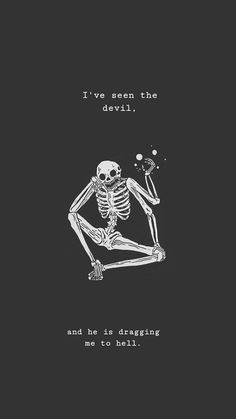The Personal Quotes - Love Quotes , Life Quotes Skull Wallpaper, Mood Wallpaper, Dark Wallpaper, Tumblr Wallpaper, Aesthetic Iphone Wallpaper, Screen Wallpaper, Wallpaper Quotes, Aesthetic Wallpapers, Wallpaper Backgrounds