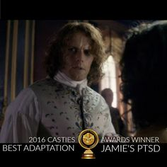 "Outlander Cast on Twitter: ""#Outlander Casties results are in! Best adaptation goes to Jamie's PTSD."
