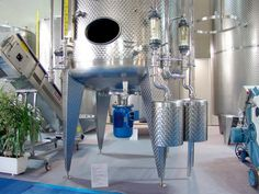 Aerator typ ARS jest wysoko sprawnym systemem napowietrzania i skutecznego mieszania kadzi fermentacyjnych. Jest to doskonałe użądzenie do wody pitnej, przemysłu spożywczego i farmaceutycznego.