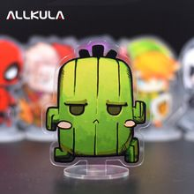SALE US $4.8- 10CM Cactus Action Figure Cute Acrylic PVC Collectible Model Toys Christmas Gift LP13