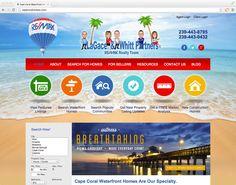 IDX Real Estate Website Design by Impulse Creative - Cape Coral Remax