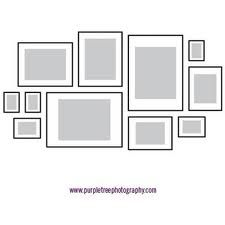 Picture frame layout on wall picture frame best gallery wall layout ideas on in collage template templates picture frame layout wall template Picture Arrangements On Wall, Wall Groupings, Frames On Wall, Collage Mural, Photo Wall Collage, Collage Design, Bed Picture, Picture Frames, White Picture