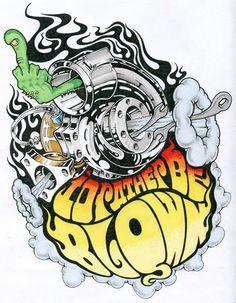 Cartoon Rat, Cartoon Drawings, Cool And Funky Wallpapers, Pinstripe Art, Rat Fink, Garage Art, Air Brush Painting, Motorcycle Art, Street Art Graffiti